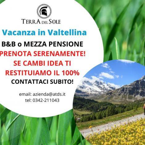 Estate in Valtellina: Immagine