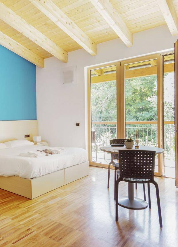 Bed & Breakfast nella natura in Valtellina